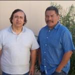 Jorge Guarin and Ben Jose