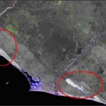 Landsat 7 image of Madagascar