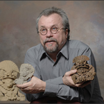 Archeologist Bill Middleton