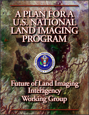 U.S. Land Imaging Program cover