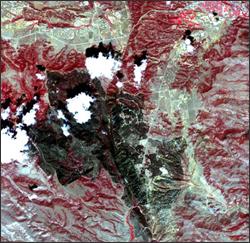 Alabaugh Canyon Fire