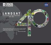 Landsat at 40 logo