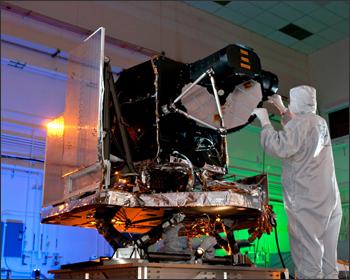LDCM's Operational Land Imager's VIS/IR Instrument