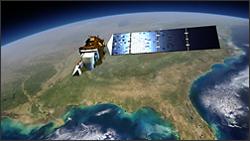 Landsat Data Continuity Mission satellite