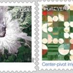 Landsat stamps