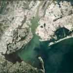 Sediments seen in New York Harbor post-Irene
