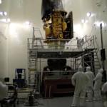LDCM satellite
