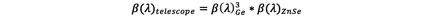 TIRS tele formula