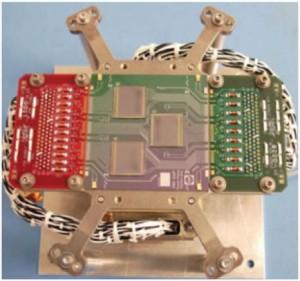 QWIP detector arrays