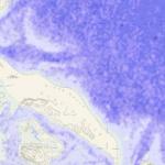 Landsat bathymetry
