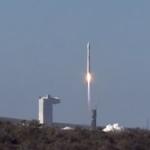 Landsat 8 launch