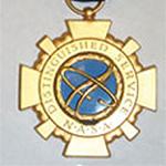 NASA's Distinguished Service Medal