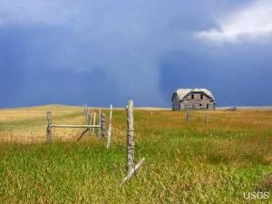 abandoned farm in Montana