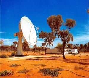 Australian Landsat Station
