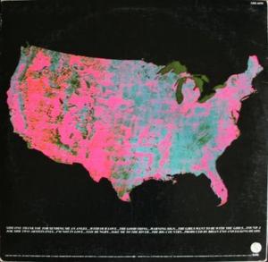Landsat USA mosaic