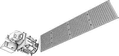 Landsat 8 sketch