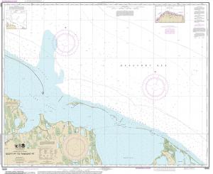 NOAA Chart 16081