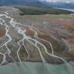 an arctic stream