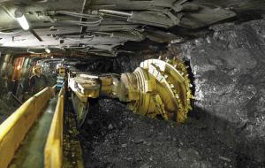 longwall mining machine