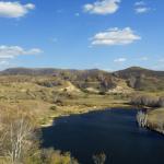 Mongolian Plateau lake
