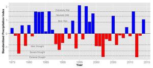 precipitation index