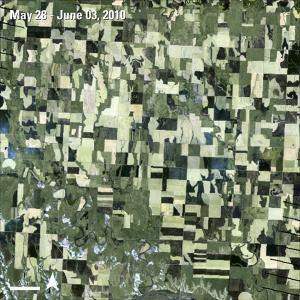 WELD data product; Collyer, Kansas