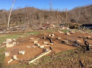 tornado damage Perry Co. 2015