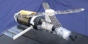 Mackowski's model Skylab.