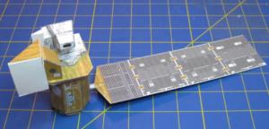Landsat 8 model
