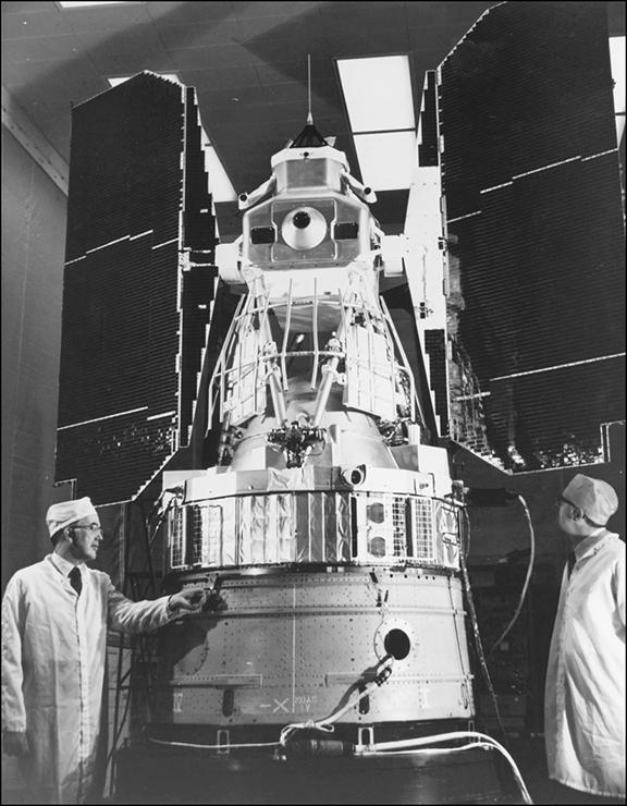 Landsat 1, pre-launch