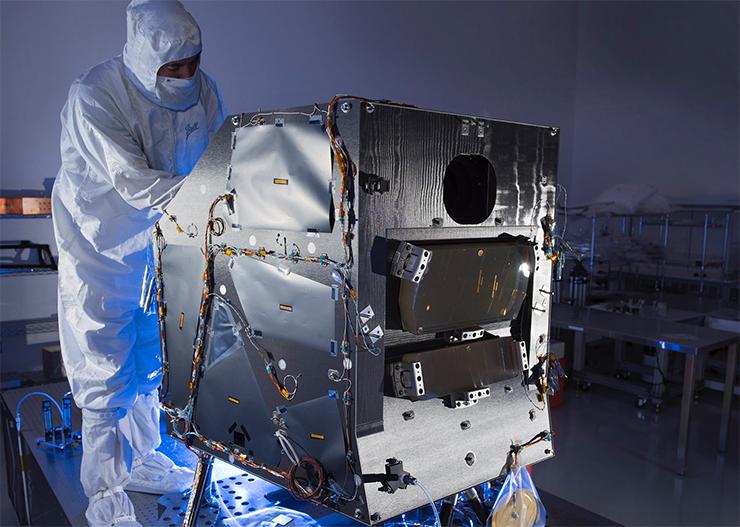 OLI-2, image from BATC