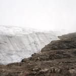 Punak Jaya glacier
