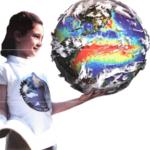 NASA remote sensing image