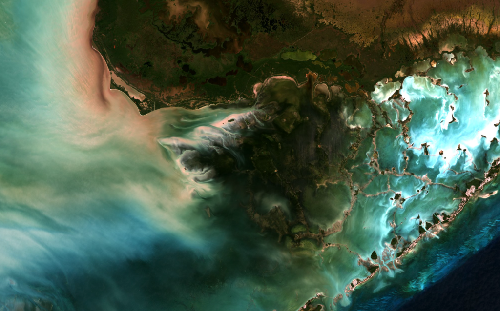 Florida Bay and Everglades