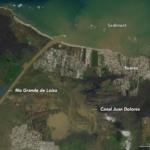 Landsat image of PR's Rio Grande de Loíza