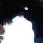 Landsat 8 image of NE Svalbard
