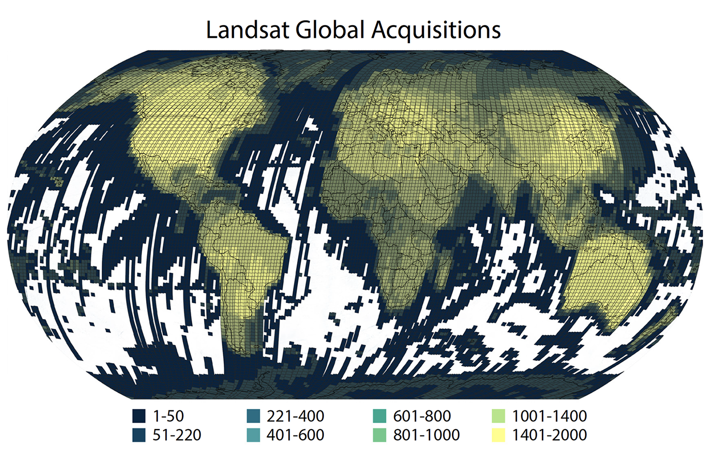 landsat 8 path row map Landsat The Cornerstone Of Global Land Imaging Landsat Science landsat 8 path row map