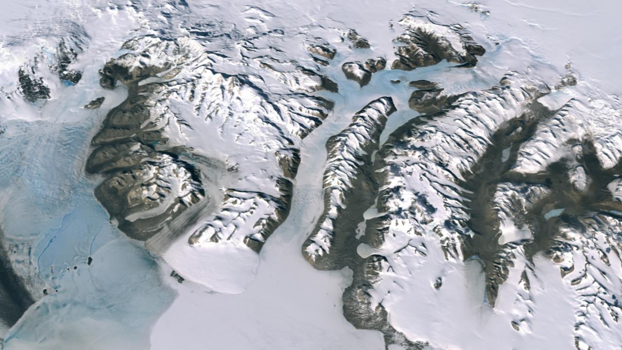 LIMA Ferrar Glacier