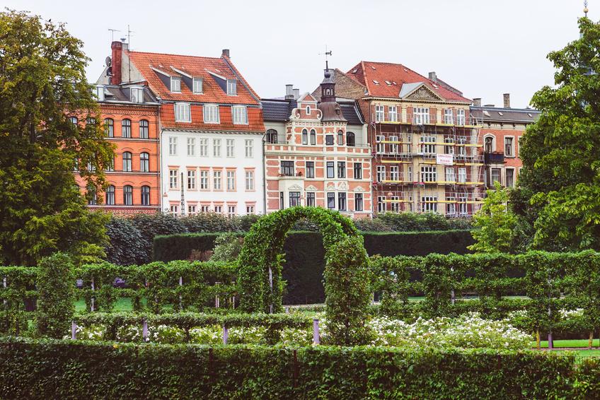 Copenhagen garden