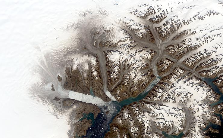 Aug. 2019 Landsat 8 image of Schweizerland