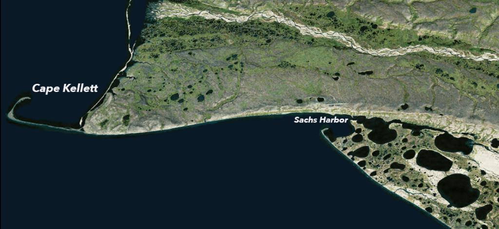 southwest Banks Island, Canada