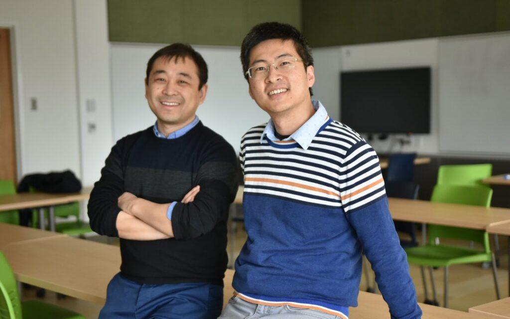 Kaiyu Guan and Chongya Jiang